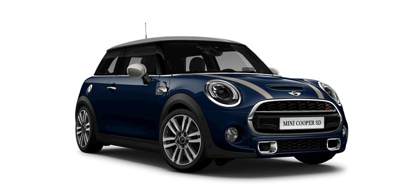 MINI COOPER SD 3 PORTES SEVEN EDITION.