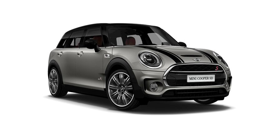 MINI COOPER SD CLUBMAN ALL4.