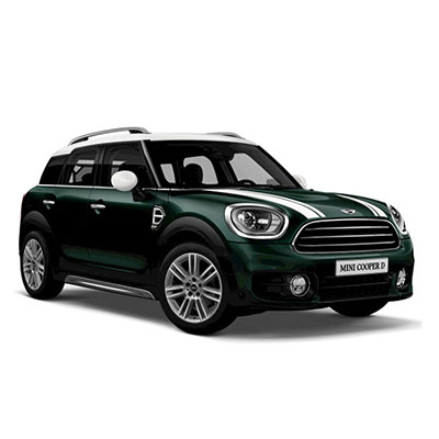 MINI COOPER D COUNTRYMAN.